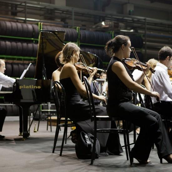MiTo Settembre Musica 2011 - Concerto in Fabbrica