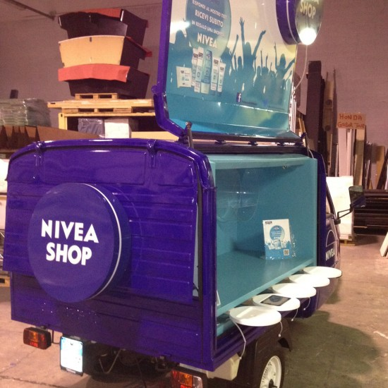 Ape Car Nivea