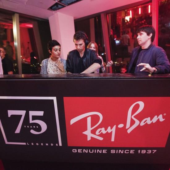 75° Anniversario Rayban