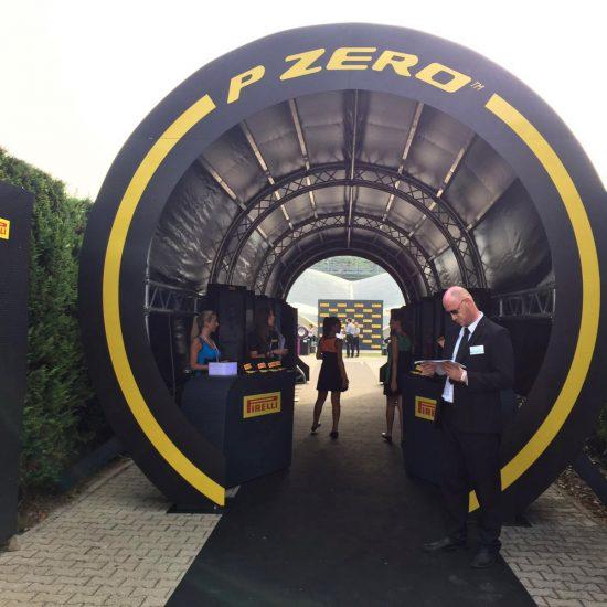 Hospitality Day Pirelli - Monza