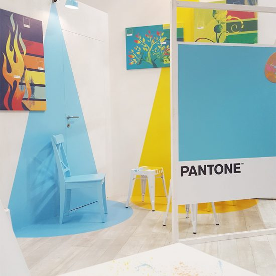 Pantone – Brand Licensing Europe 2018